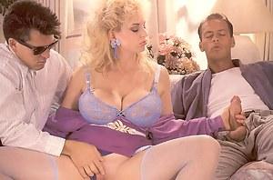Big Tits Retro Porn Pictures
